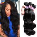 Brazilian Virgin Hair Body Wave 8a Grade Virgin Unprocessed Human Hair Weave Bundles 4 Bundles Brazilian Body Wave Hair