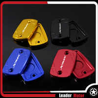 Fit For YAMAHA X-MAX 250 XMAX 300 XMAX 125 XMAX 250 2017-2019 XMAX 400 2017 Front Brake Clutch Cylinder Fluid Reservoir Cover