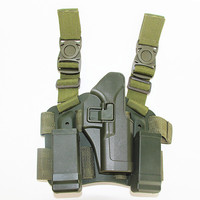 Tactical Glock Leg Holster GL 17 19 22 23 31 32 Hunting Accessories Military Shooting Airsoft Holster Thigh Holster
