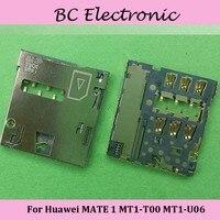 Dla Huawei MATE1 Gniazdo Karty Sim Dla Huawei MATE MT1-U06 1 MT1-T00 Tacy Karty Sim