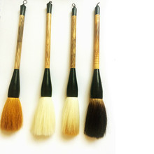 Dance Props Hopper-shaped Brush Chinese Traditional Calligraphy Brush Pen Weasel Hairs Extra Large Brushes Performing Products
