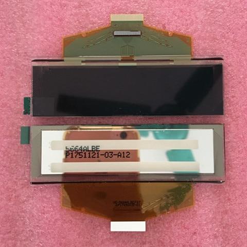 Videospiele 3,12 Zoll 30 P Spi Blau/weiß/gelb Oled-display Ssd1322 Stick Ic 8bit Parallele Schnittstelle 256*64 Bildschirme
