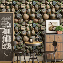 YOUMAN 45*1000cm 3D Antique Stone Self adhesive Wallpaper Waterproof Stone Wall papers Brick Wall Paper Decorative Wall Stickers home decoration 3d landscape wallpaper stone wall flower lilac flower decorative painting decorative brick wall