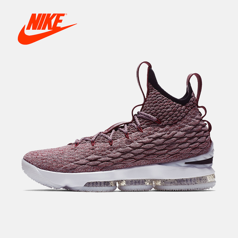Original New Arrival Authentic  NIKE LEBRON XV EP Mens Basketball Shoes Sneakers 897649  Sport Outdoor Comfortable new japanese original authentic vfr3140 5ezc
