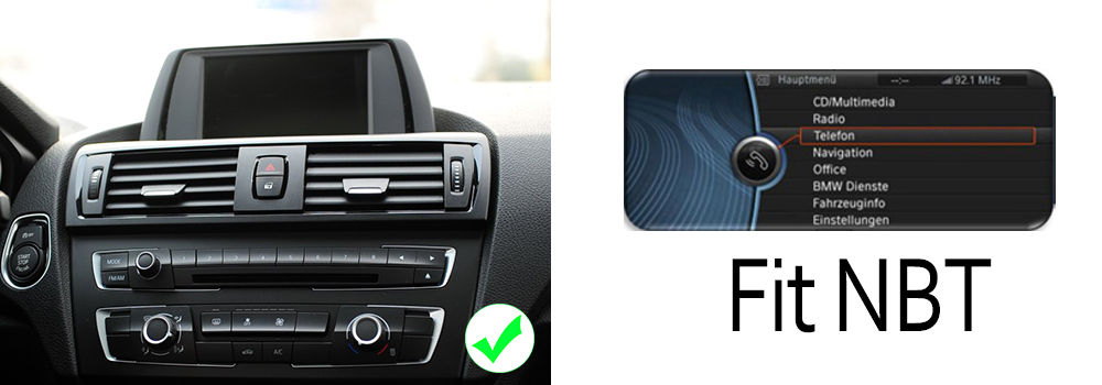 For BMW 1 Series 2012-2017 EVO Android car multimedia player Navigation Navi GPS BT Support 4G 3G WiFi Radio stereo HD screen 7