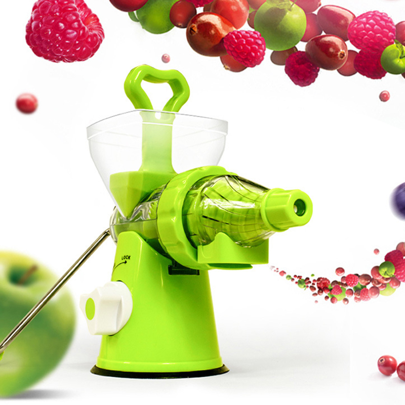 Multifunction Portable Manual Juicer Fresh Orange Meat Mincing Juicer Sausage Machine Health Kitchen Tools Juice Extractor small manual operate meat mincing