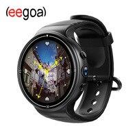 I8 4G Smart Watch Phone With Camera Pedometer Heart Rate Monitor Fitness Tracker Smart GPS WIFI HD Smart Watch
