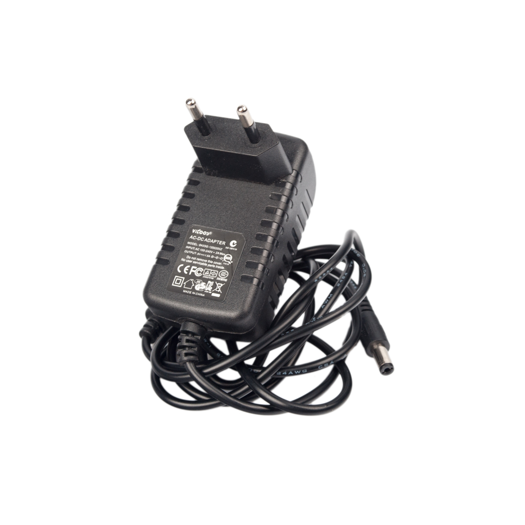 NAOMI  Power Supply Charger 9V 1.5A EU Power Supply Adapter Charger Black For Guitar Effects Pedal EU Plug Guitar Accessories-in Guitar Parts & Accessories from Sports & Entertainment    3