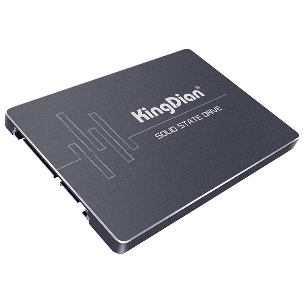 KingDian S200 MLC 2.5 7mm SATA III 6 Gb/s MLC SSD Drive de Estado Sólido Interno Da Marca Original para a Velocidade Kit de Atualização para 120 GB