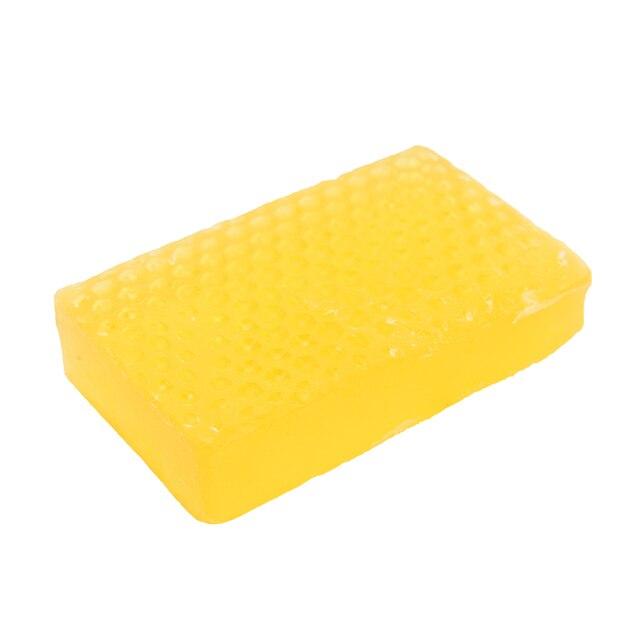 1PCS New 100% Handmade Whitening Peeling Glutathione Arbutin Honey Kojic acid Soap 1