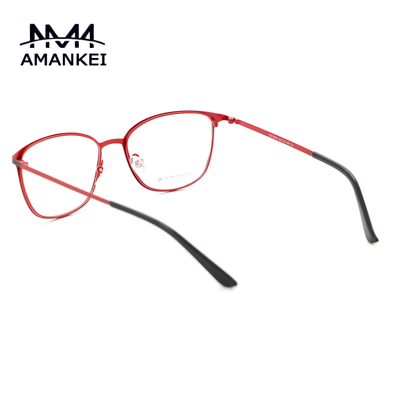 wholesale custom logo retro optical glasses spectacles frames brown gold glasses frames eyewear frames women plus