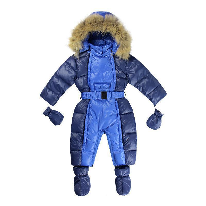 Orangemom 2018 jackets infant snowsuit winter baby boy coat newborn snowsuits warm jackets toddler jumpsuit , baby outwear