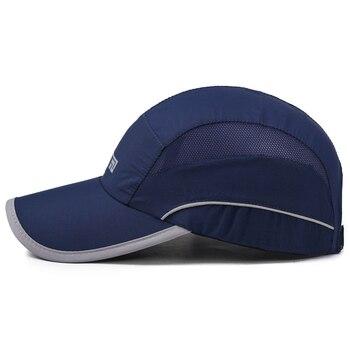 [northwood] fashion quick drying summer baseball cap men bone feminino breathable women snapback sun cap for summer casquette