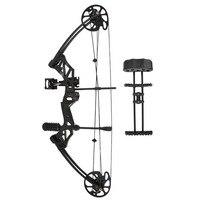Составный шкив лук и комплекты стрел 30 70 фунтов Регулируемый лук охота на открытом воздухе Охота Стрельба с высоким качеством