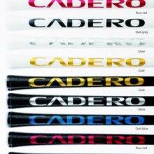 8x Кристальный стандарт CADERO 2X2 AIR NER клюшки для гольфа 10 цветов доступны прозрачные Клубные ручки