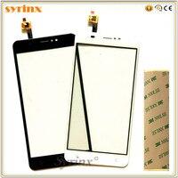 Syrinx 무료 3 m 테이프 터치 스크린 bq 모바일 bqs 5525 실용 bq 5525 터치 스크린 디지타이저 전면 유리 패널 센서