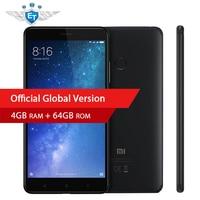 Global Version Xiaomi Mi Max 2 Max S Smartphone Snapdragon 625 Octa Core 4GB 64GB 6.44