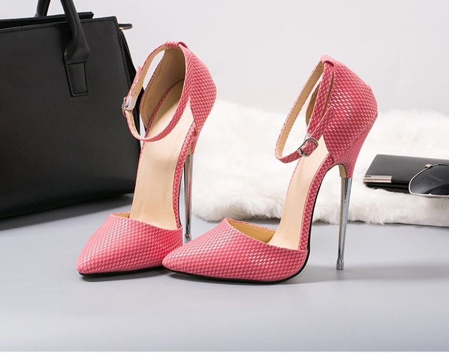 Newest Fashion Dress Shoes Cheap Price Hot Selling High Heels 16cm ...