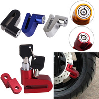 Anti Theft Bike Lock Secure Locks For Scooter Bike Bicycle Motorcycle Safety Disk Disc Brake Rotor