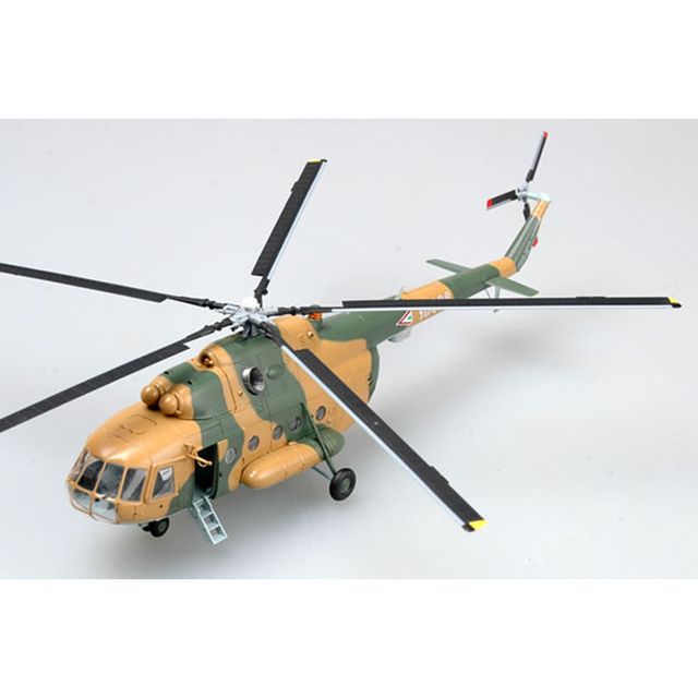 US $13 99 |EASYMODEL scale model 37041 1/72 scale airplane assembled model  helicopter finished scale heli Hungarian Air Force Mi 8T HIP C-in Diecasts