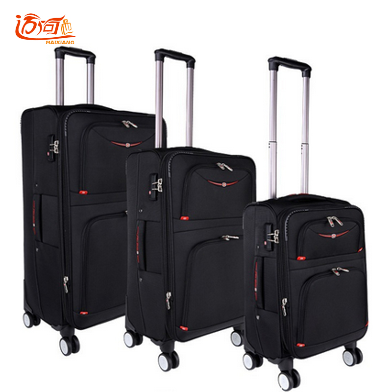 16 20 22 24 26 28 Zoll Oxford Rollgepäck Erweiterung Reisegepäck Vintage Koffer Gepäck Männer Handgepäck Handgepäck Auf