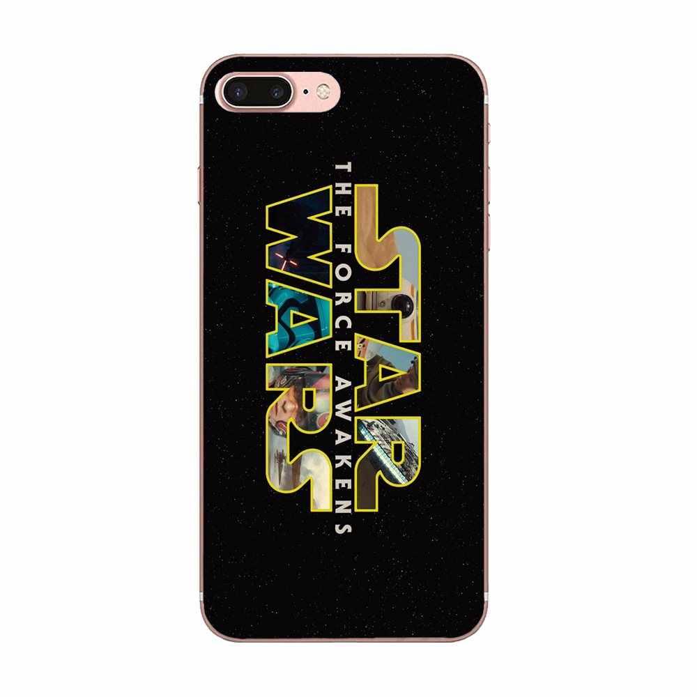 Star Wars ตัวละครตลกน่ารักสำหรับ Galaxy Alpha Core หมายเหตุ 2 3 4 S2 A10 A20 A20E a30 A40 A50 A60 A70 M10 M20 M30