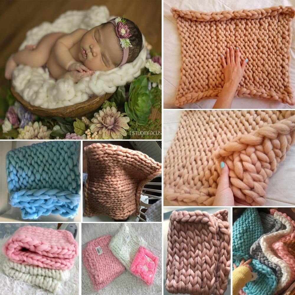 Hüte & Mützen Neue Ankunft Woolen Baby Fotografie Requisiten Neugeborenen Fotografie Wraps Handmade Blume Stirnband Baby Foto Requisiten Zubehör Accessoires