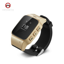 สมาร์ทนาฬิกาGPS Tracker D99มินิส่วนบุคคลที่ตั้งกันน้ำปอนด์ติดตามWIFI 160ชั่วโมงเวลาสแตนด์บายสนับสนุนหลายภาษา