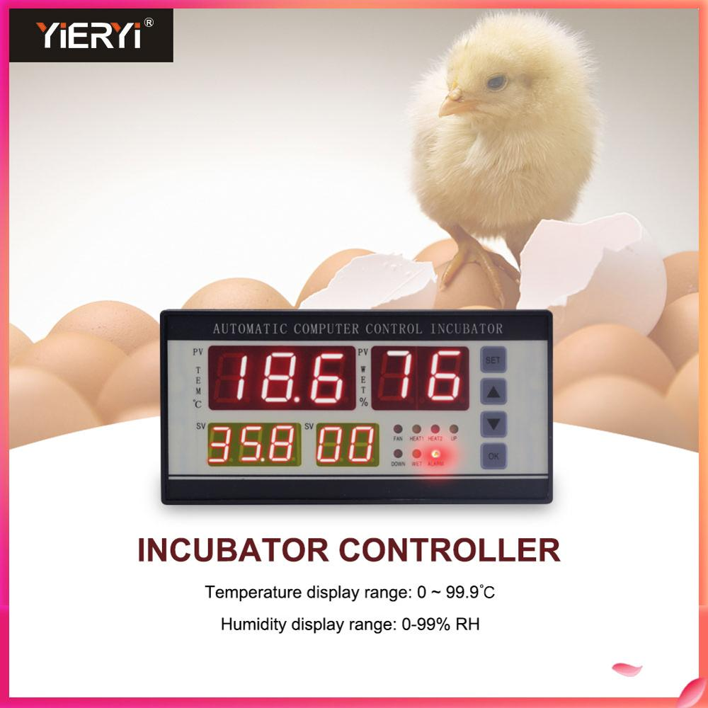 Yieryi Digital XM 18 Incubator Controller Thermostat Full Automatic And Multifunction For Humidity And Temperature Controlling
