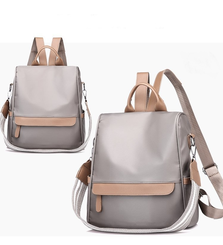 Teenager Fashion Backpack College School Girl Women Backpack High Quality Leather Backpack for Girls Female Shoulder Bag Bagpack in Backpacks from Luggage Bags