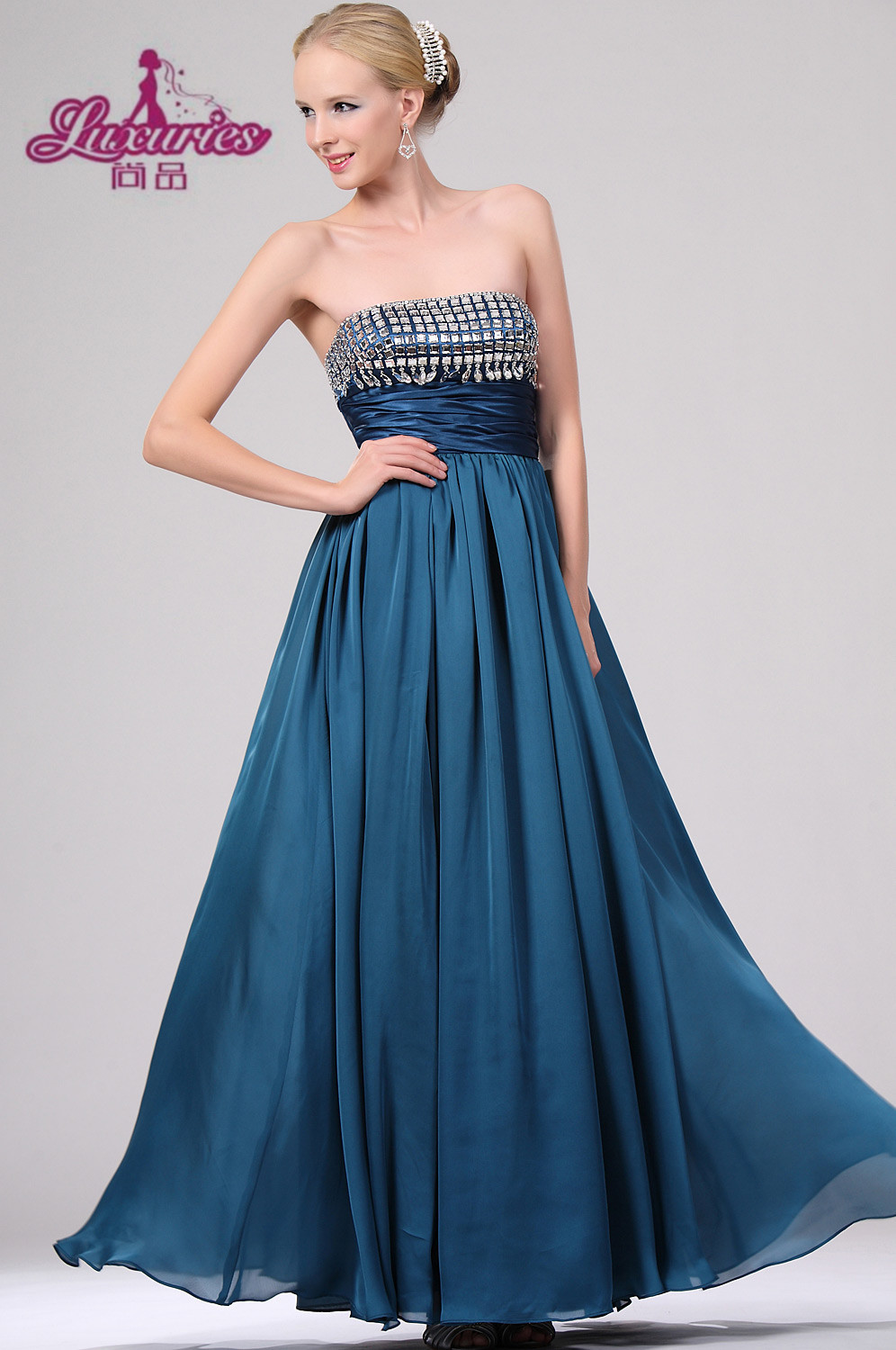 Sexy Grecian Style Prom Dresses | Dress images