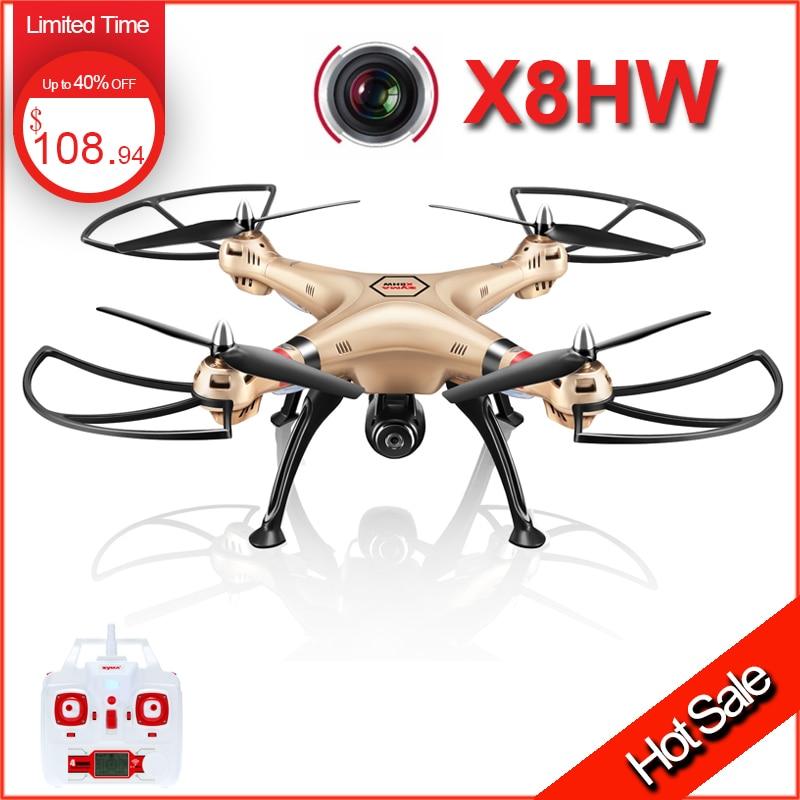 Professional FPV WIFI Rc drones with hd camera Syma