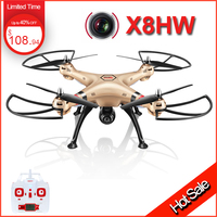 Professional FPV WIFI Rc drones with hd camera Syma X8HW long time flying with Hovering Function VS Syma X8 PRO