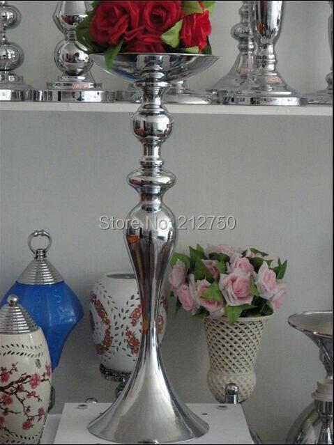 New Wholesale 50cm 20 Wedding Table Centerpieces Flower Vase