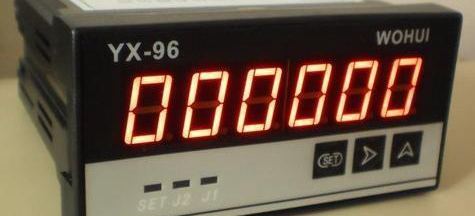 YX96 electronic counter timer with relay outputin Counters from