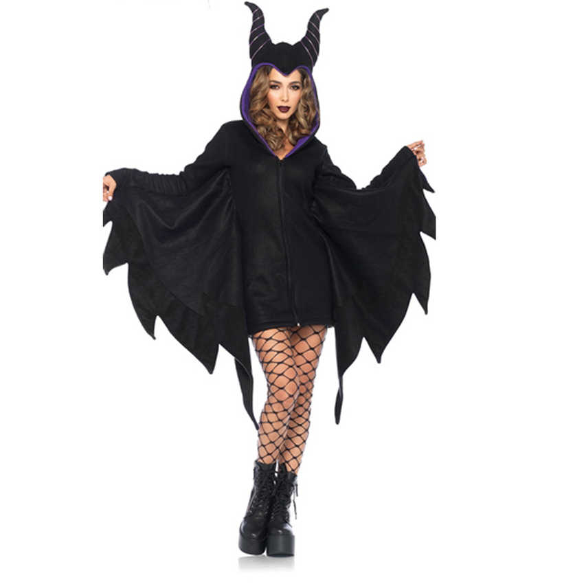 2019 Scary Devil Halloween Costumes for Women Day of The
