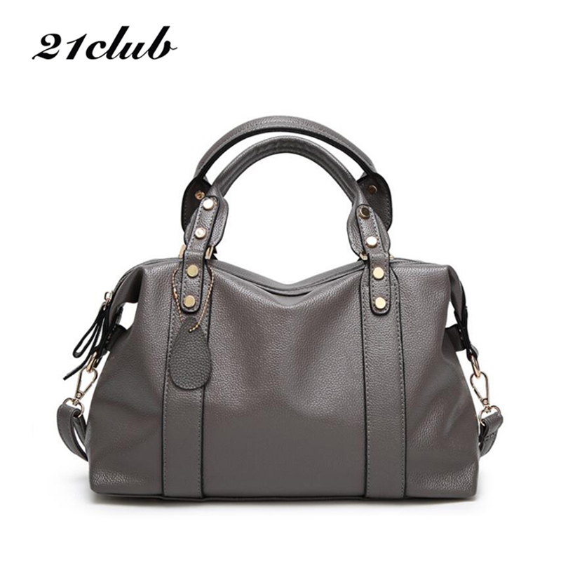 21club brand medium large capacity fashion ladies tote shopping business work purse women messenger shoulder crossbody handbags21club brand medium large capacity fashion ladies tote shopping business work purse women messenger shoulder crossbody handbags