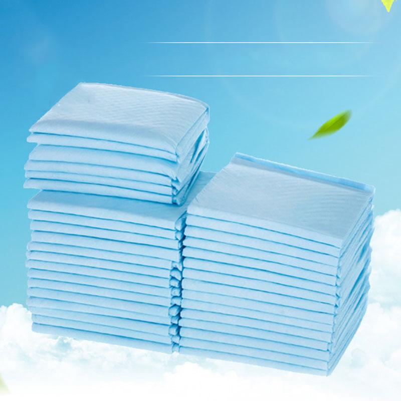 Super Absorbent Cat Dog Urine Pad Disposable Pet Dog Diaper Nappy Paper dog urine pad pet diapers deodorant 50/100 pcs/bag