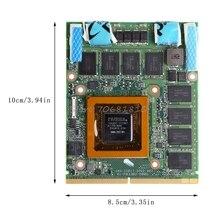 NVIDIA GTX 260 Mt 1 GB 4 WGVV Grafikkarte Für Dell Alienware M15x M17x R2 R3 M18 R1 # R179T # Tropfenverschiffen