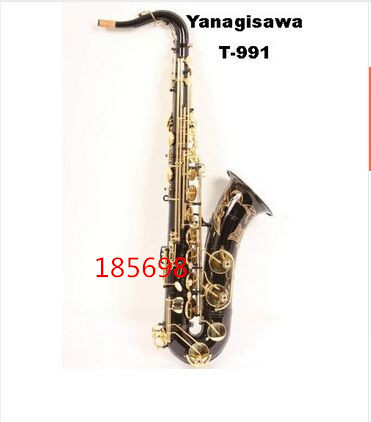 DHL Free shipping high-quality Yanagisawa Tenor Saxophone B A-901 Curved Soprano Baritone  Musical Instruments Professional Sax ligao 2017 men s jeans denim jeans men male high elastic stretch long pants light blue thin slight slim comfortable pant