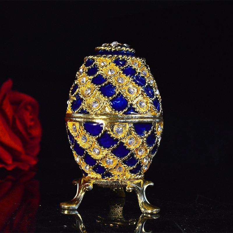 Faberge Egg үйінің әшекейлеріне жаңа - Үйдің декоры - фото 6