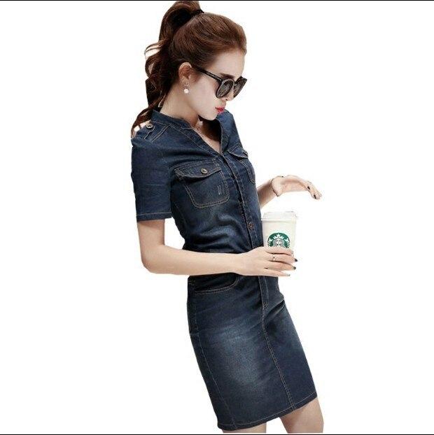 Femmes Sexy v-cou robe de soirée offre spéciale printemps automne Baisc DressFor dames Style coréen bouton Vintage robe de noël robes
