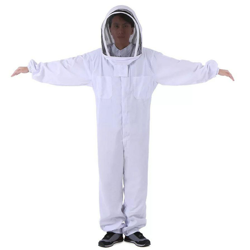Unisex Protective Clothing Beekeeper Portable Bee Set Thorn Protective Clothing Cleaning Workwear Beekeeping Clothing DFW052Unisex Protective Clothing Beekeeper Portable Bee Set Thorn Protective Clothing Cleaning Workwear Beekeeping Clothing DFW052