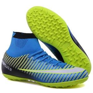 34b0fcd9d Professional Soccer Football Shoes Superfly Futsal Training Football Boots