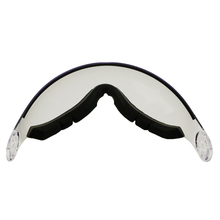 Locle Maan MS95 MS99 Ski Helm Vizier Spare Lens Uv Bescherming Outdoor Skateboard Helm Extra Goggles Voor Ski Bergbeklimmen