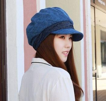 Nuevas mujeres otoño invierno estilo coreano casual moda simple jpg 350x332 Invierno  estilos de sombreros fd7cf8d3c30