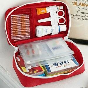 Image 2 - גדול רפואת תיק נסיעות בחוץ קמפינג גלולת אחסון תיק העזרה הראשונה חירום מקרה ערכת הישרדות
