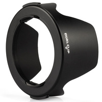 Shape flower camera lens hood for 18-135mm lens CANON Kiss X9i 9000D X80 8000D X8i X70 X7i  NIKON D7500 D500 D7200 D7100 D90 D80