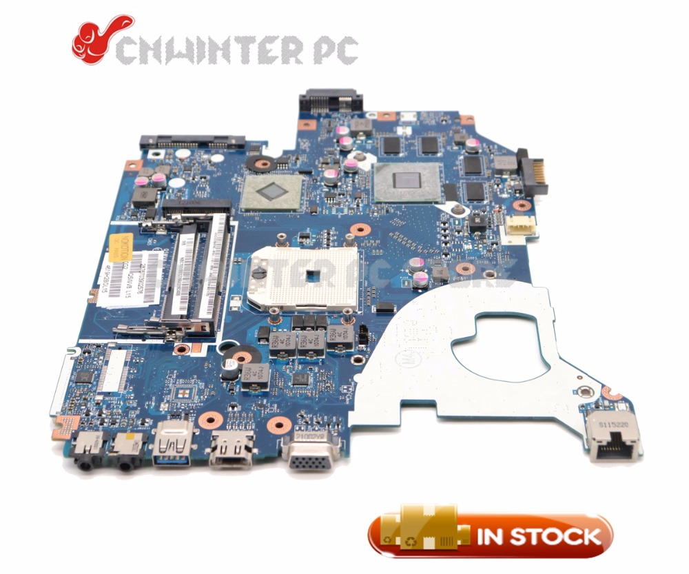 NOKOTION For Acer aspire V3-551 v3-551g Laptop motherboard LA-8331P NBC1811001 NBC1911001 DDR3 <font><b>HD</b></font> <font><b>7670M</b></font> Video Card image