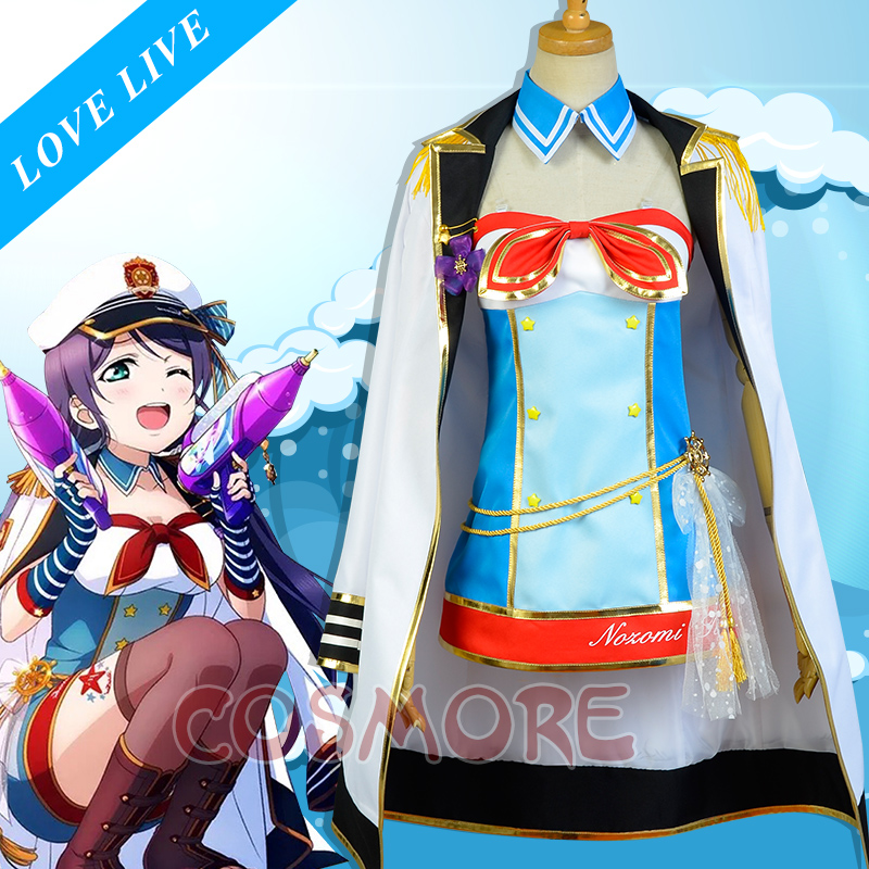 Love Live Cos Dress Halloween Lovelife Costumes Girl Adult School Sailor Clothes -3761